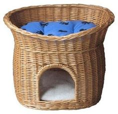 Penthouse Double Woven Pet Bed : Size ONE SIZE by Cat Caddy, http://www.amazon.com/dp/B0002Q1WQ8/ref=cm_sw_r_pi_dp_2nQLrb0A8B6YW