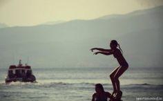 Πώς αντιλαμβάνομαι το ελληνικό καλοκαίρι;