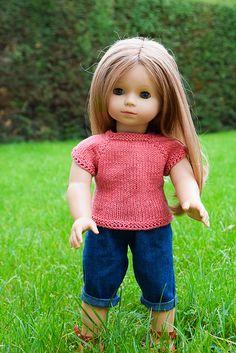 Ravelry: American Girl Knitters