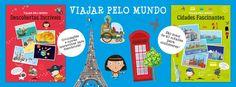 Sinfonia dos Livros: Novidade Booksmile | Vem daí Viajar pelo Mundo | E...