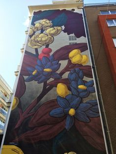 Pastel - Street Art Oostende - Street Art Cities #pastel #oostende #streetart #thecrystalship #streetartoostende #streetartbelgium #streetartcities
