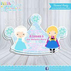 Princess Aurora party invitations / by InstaPartiesStudio on Etsy