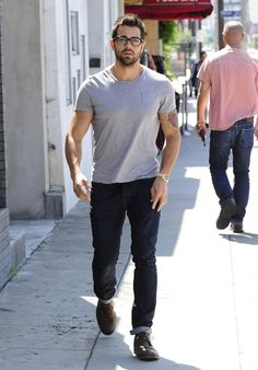 Men's Fashion Hairstyle, Male, Fashion, Men, Amazing, Style, Clothes, Hot, Sexy, Shirt, Pants, Hair, Eyes, Man, Men's Fashion, Riki, Love, Summer, Winter, Trend, shoes, belt, jacket, street, style, boy, formal, casual, semi formal, dressed Handsome tattoos, shirtless Jesse Metcalfe