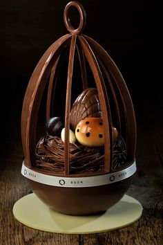 Easter Chocolate Creations @ Boon The Chocolate Experience