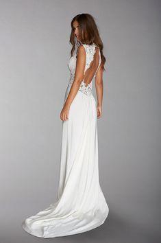 robe de mariée sur-mesure - Modèle Vicky