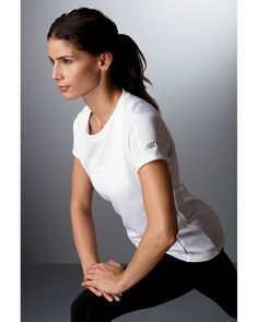 $10.79 < New Balance N9118L Ladies Tempo Performance T-Shirt