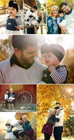 Fall Family shoot :: family poses Photos by: www.sabrinatortora.com