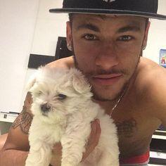Neymar selfies! #worldcup #brazil
