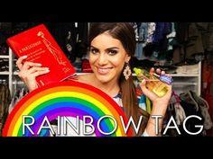 Tag do Arco Iris! por Camila Coellho