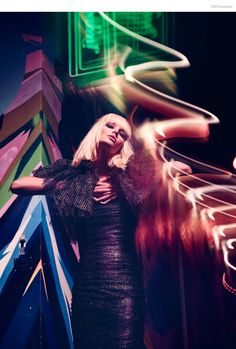 FGR Exclusive | Gintare Sudziute by David Benoliel in Night Runner