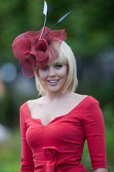 Royal Ascot 2012 - Fashion - Hats