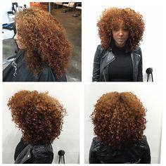 The lovely miss Jade ✂️ #HERcurls #curlycut #gethaiyahair #quality #naturallycurly #healthycurls #kevinmurphy #killercurls #deepellum #dallas #waves4thebabes #curls4thegirls #PROPERcurlcare #washngo #lipstickncurls #curlsfordays #girlswithcurls #DFWcurlies #stayfree