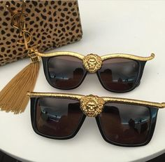 Versace  his/ hers glasses