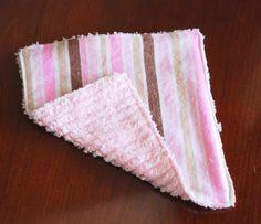baby washcloth tutorial