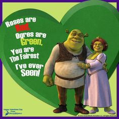 A Valentine's Day message from Far Far Away! - Shrek, DreamWorks Animation