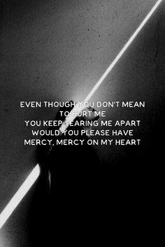 Mercy - Shaun mendez