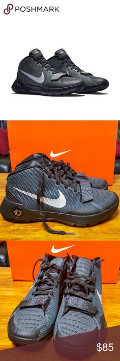 pretty nice 078b7 85264 Kevin Durant Basketball Shoes, Clothing Apparel, Black Dark, Color Black,  Awesome Shoes