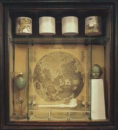 Untitled (Soap Bubble Set) 1936  Joseph Cornell box artist  1903-1972