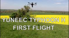 Yuneec Typhoon H Review - Pt 3: First flight and first impressions #Yuneec #YuneecTyphoon #Drone #Quadrocopter http://ebay.to/29Fbd7T