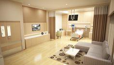 HOSPITAL BEDROOM #NATAKARYA #INTERIOR #ARCHITECTURE #FURNITURE #DESIGN #BUILD #SURABAYA #GRESIK #SIDOARJO #Phone.085648886866.087855008668 #Blackberry.54067D38 *Design And Build Start From $195 /m2 | *Design only $6 /m2 | *ilustrasi 3D $27 /view | NEGOTIABLE | Free Consultation