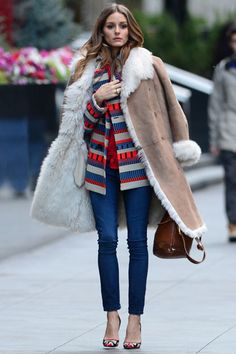 Olivia Palermo -  Layering Tricks You're Going to Want to Try Tomorrow   TeenVogue.com