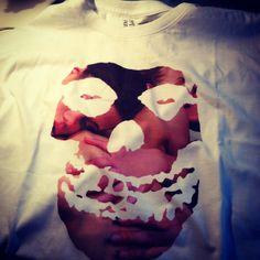 Misfits custom tshirt on Behance