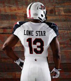 2013 Texas Tech Lone Star State Under Armour Uniform