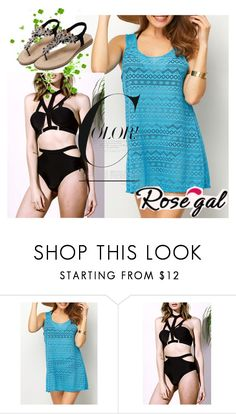 """""""rosegal 72"""" by aida-1999 ❤ liked on Polyvore"""