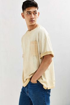 CPO Boxy Cropped Tee - Urban Outfitters