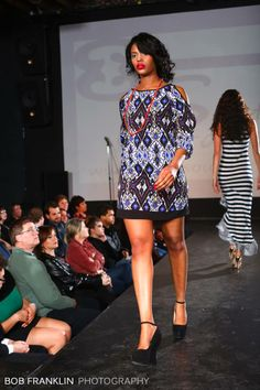 Knoxville Fashion Week 2014 Southern Grace runway featuring models from Gage Talent Agency #KFW #gagemodels #southerngrace