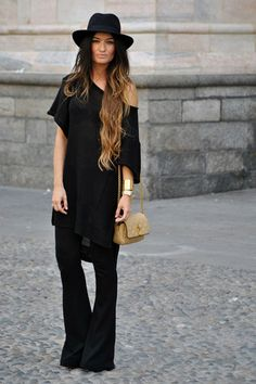 ombre highlights and perfect waves.