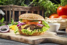 Receta de Receta de hamburguesa americana