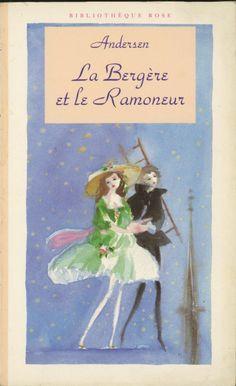 Michel Charrier - Caroline Chez M. Belazur, Hans Christian Andersen, Hachette Bibliothèque Rose 1993