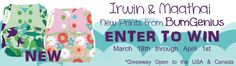 Win BumGenius' New Prints, Irwin & Maathai from ClothDiaperOutlet.com  (Ends 04/01/)
