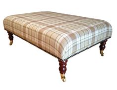 Bespoke Footstools from Jojo Upholstery - Upholstered Footstool, Ottoman, Foot Rest, Bespoke, Upholstery, Couch, Chair, Luxury, Room