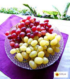 Uvas en verano