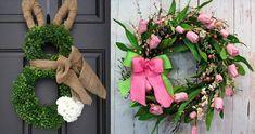 Grapevine Wreath, Grape Vines, Origami, Floral Wreath, Easter, Wreaths, Spring, Blog, Home Decor