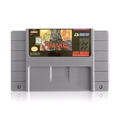 Hagane Reproduction SNES Super Nintendo game, includes game cartridge only. Cleaned, tested and guaranteed to be gaming ready when it arrives at your door! Super Nintendo Console, Super Nintendo Games, Nintendo Systems, Lone Survivor, Original Copy, Destroyer Of Worlds, Display Block, Single Player, Entertainment System