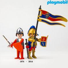 40 Years of Playmobil - 1974 • 2014
