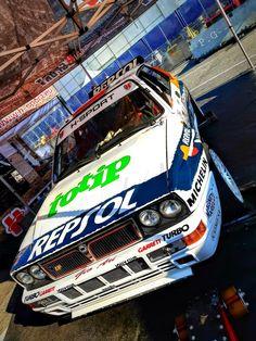 Lancia Delta HF Integrale Gr.A Lancia Delta, F1, Vehicles, Car, Vehicle, Tools