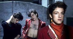 El grupo Mecano, fotografiado para 'El País Semanal', en 1982.