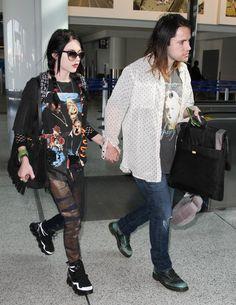 Pin for Later: 23 Couples Qui Ont Déjà Rompu en 2016 Frances Bean Cobain et Isaiah Silva Après près de deux ans de mariage, Frances a demandé le divorce en Mars.
