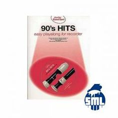 Guest Spot Junior 90s Hits For Recorder AM959959