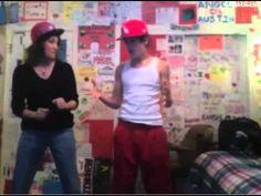 ▶ Austin Mahone (Austream) Dougie with Mama Mahone - YouTube