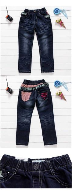 Aliexpress.com : Buy Free Shipping New Kids Jeans for Boys Fashion Wear, Cozy K0300 from Reliable Kids Trousers suppliers on SICIBAY - Kids' Clothing:Selling for Donating