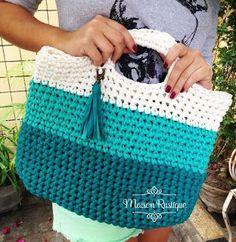 BIG artes - Blog: Para tudo....Que charme essa bolsa feita por fios ...