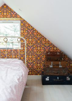 Faye & Dave's Amazingly Artistic, Colorfully Patterned UK Home
