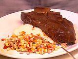 Zinfandel Glazed BBQ Beef Short Ribs Recipe