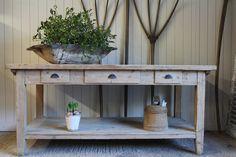NIneteenth Century wooden Taylor's table... millingtonandhope