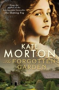 The Forgotten Garden by Kate Morton - I enjoyed this immensely. A little girl abandoned, a woman who has vanished - this an interesting mystery story.